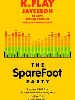 Austin Photo Set: Events_SpareFoot Party_North Door_Mar 2013
