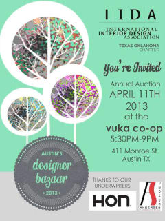 Austin photo set: events_ryan_iida charity auction_vuka co-op_april 2013