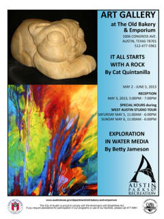 Art gallery at Old Bakery Emporium with Cat Quintanilla and Betty Jameson
