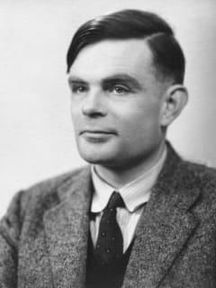 Alan Turing computer scientist Encyclopedia Show