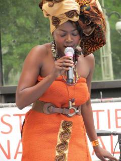 "Summer Sounds Concert: ""An Angolan Adventure with Vivalda Dula"""