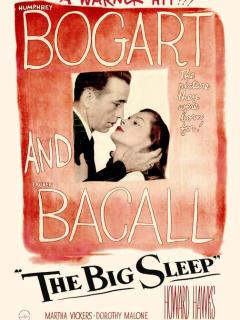 The Big Sleep Paramount Summer Classic Film Series