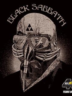 Black Sabbath tour at Frank Erwin Center