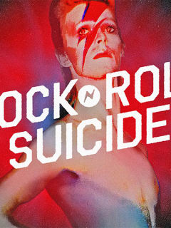 Rock and Roll Suicide a tribute to David Bowie