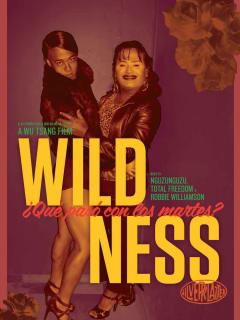 Wildness poster for Homo Arigato!