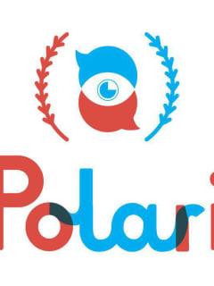 Logo for Polari LGBT film festival