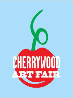 cherry logo for Cherrywood Art Fair