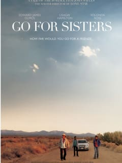 poster for John Sayles film Go For Sisters presented by AFS
