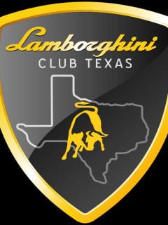 logo for Lamborghini Club Texas