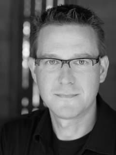author and writer John Pipkin
