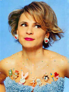 headshot of Amy Sedaris