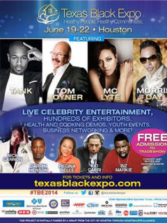 "Texas Black Expo Juneteenth Summer Celebration, Tradeshow & Exposition ""Health People. Healthy Communities"""