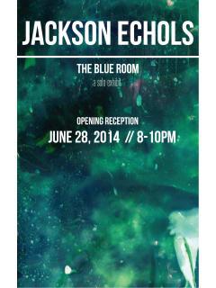 Rachel Nash Gallery present Jackson Echols