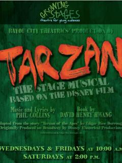Bayou City Theatrics presents Tarzan