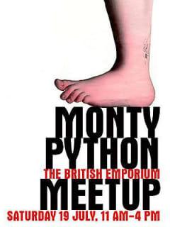 British Emporium presents Monty Python meetup