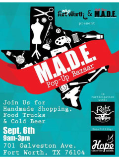 North Texas M.A.D.E. bazaar
