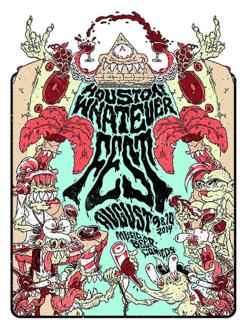 Houston Whatever Fest