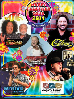 The Happy Together Tour 2014