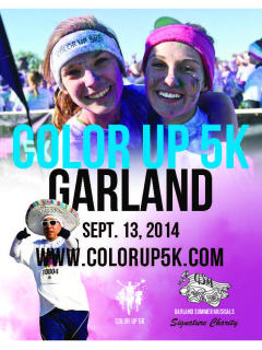 Color Up 5K Garland