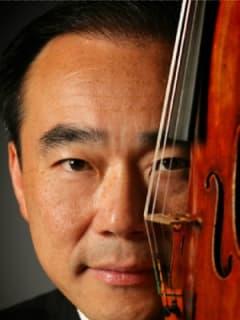 Violinist Cho-Liang Lin