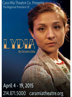 Cara Mia Theatre Co. presents Lydia