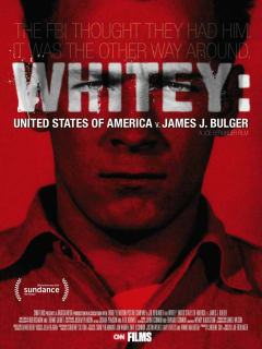 poster Whitey: United States of America v. James Whitey Bulger
