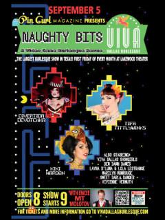 Viva Dallas Burlesque presents Naughty Bits