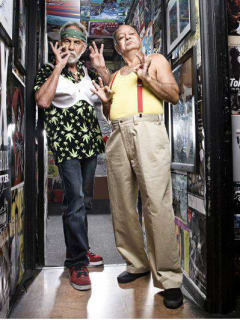 Rock's presents Up In Smoke Tour Featuring Cheech & Chong and WAR