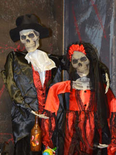 National Museum of Funeral History's Third Annual Haunted House