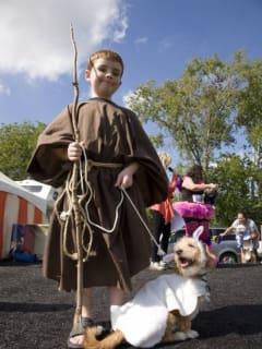 Howl-O-Ween Fest at Bridgeland