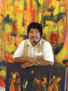 "ÑUU SA DAKAÍ ""A People that Paints"" Recent Works by Vicente Mesinas  from Oaxaca, Mexico"