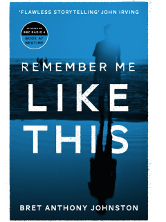 Bookr reading and signing: Remember Me Like This by Bret Anthony Johnson