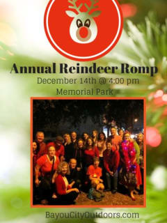 Bayou City Outdoors Third Annual Reindeer Romp