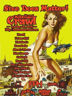 Eighth Annual Montrose Crawl
