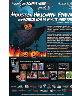 Houston Halloween Fest & Horror Con
