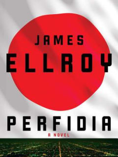 Book reading and signing: Perfidia by James Ellroy