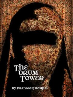 Book reading and signing The Drum Tower by Farnoosh Moshiri