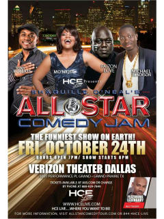 Shaquille O'Neal's All-Star Comedy Jam