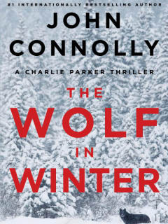 The Wolf in Winter book cover - John Connolly