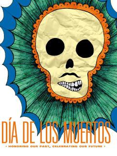 MECA's 15th Annual Día de los Muertos Festival