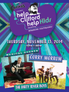 Help Clifford Help Kids November 2014