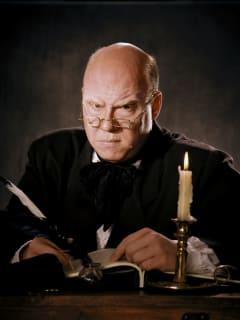 Pocket Sandwich Theatre presents Ebenezer Scrooge