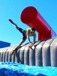 WipeoutRun Houston 5K Obstacle Course