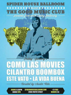 Austin Free Week_The Good Music Club_Como Las Movies_poster CROPPED_2015