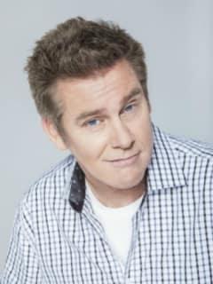 Comedian Brian Regan 2015