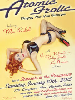 Atomic Frolic Burlesque_Ruby Joule_Paramount Theatre_poster CROPPED_January 2015