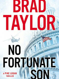 Brad Taylor_No Fortunate Son_Pike Logan_book cover CROPPED_BookPeopl