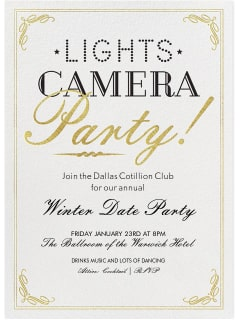 Dallas Cotillion Club presents Winter Date Party