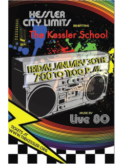 Kessler City Limits presents Live 80