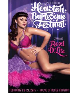 The Big Texas Tease - Houston Burlesque Festival